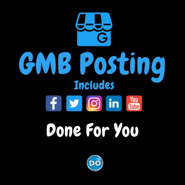 GMB Posting DFY